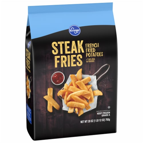 Kroger® Steak Fries Perspective: front