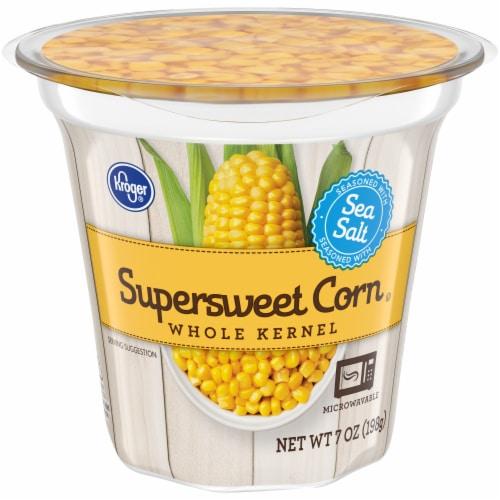 Kroger® Supersweet Whole Kernel Corn Perspective: front