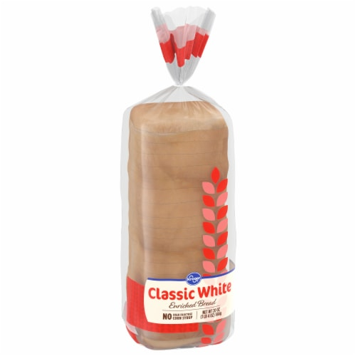 Kroger® Round Top White Bread Perspective: front