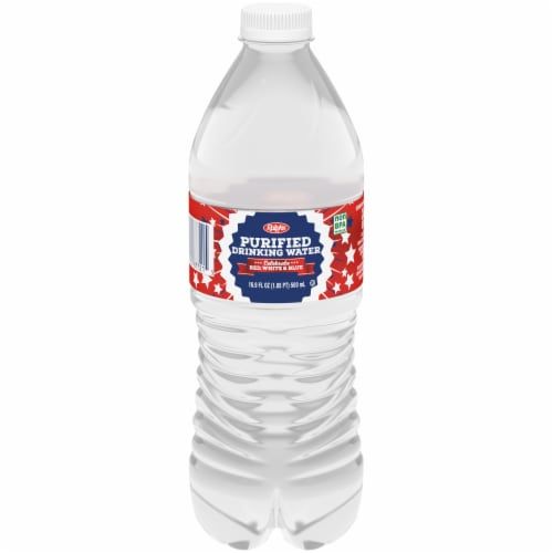 Ralphs Purified Drinking Water Perspective: front
