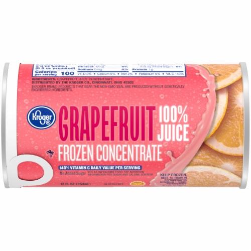 Kroger® Frozen 100% Grapefruit Juice Perspective: front