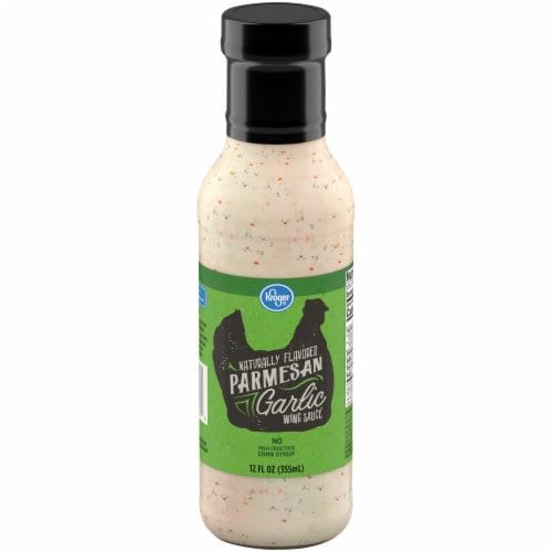 Kroger® Parmesan Garlic Wing Sauce Perspective: front