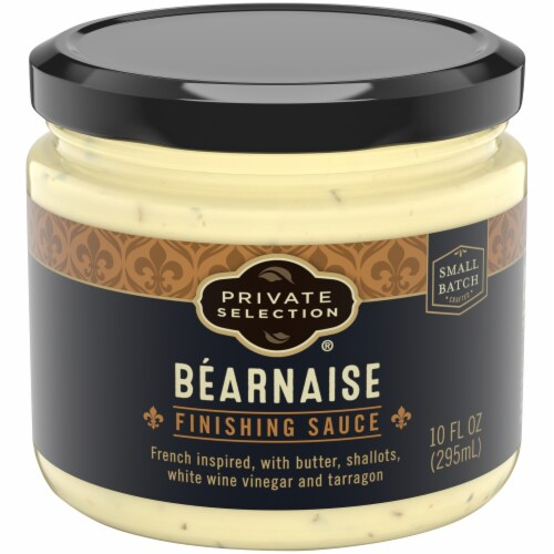 Private Selection® Bearnaise Finishing Sauce Perspective: front