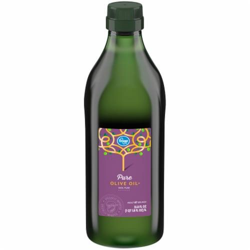 Kroger® 100% Pure Olive Oil Perspective: front