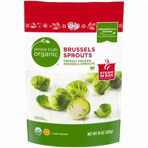 Simple Truth Organic™ Brussels Sprouts Perspective: front