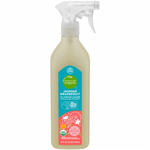 Simple Truth Organic® Jasmine Grapefruit All Purpose Cleaner Perspective: front