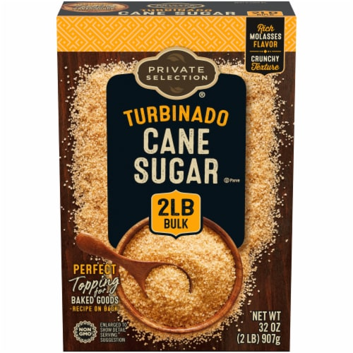 Private Selection® Turbinado Cane Sugar Perspective: front