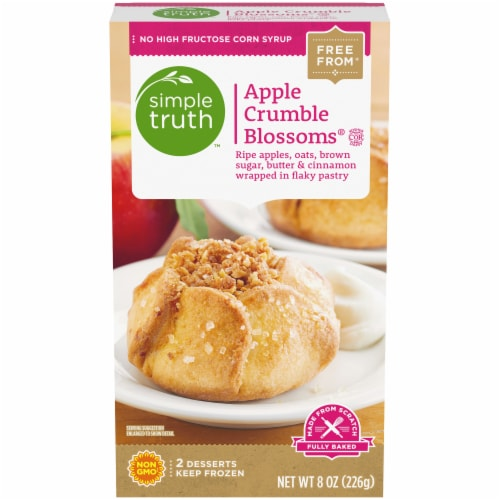 Simple Truth™ Apple Crumble Blossoms® Perspective: front