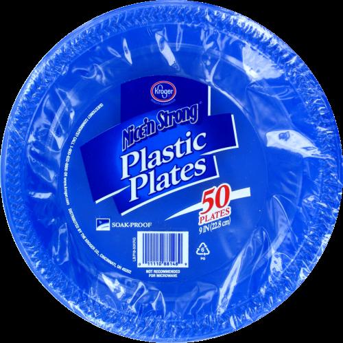Kroger Plastic Plates Perspective front  sc 1 st  Ralphs & Ralphs - Kroger Plastic Plates