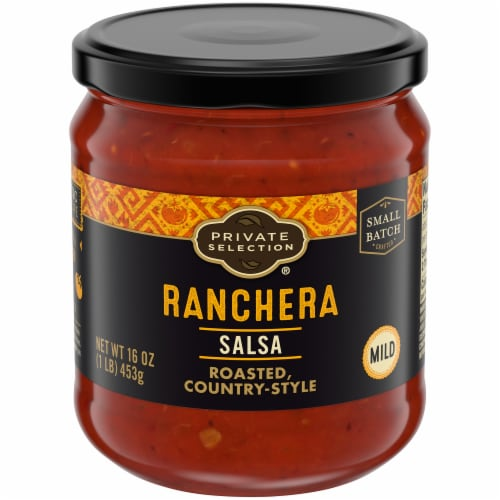 Private Selection® Ranchera Mild Salsa Perspective: front