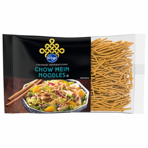 Kroger®  Chow Mein Noodles Perspective: front