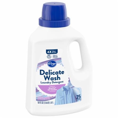 Kroger® Delicate Wash Liquid Laundry Detergent Perspective: front