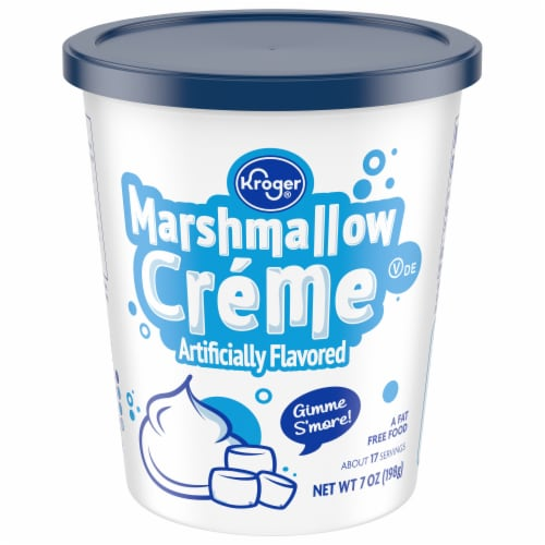 Kroger® Marshmallow Creme Perspective: front