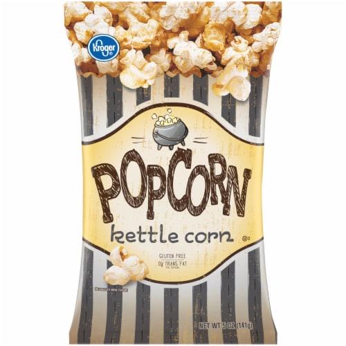 Kroger® Gluten Free Kettle Corn Popcorn Perspective: front