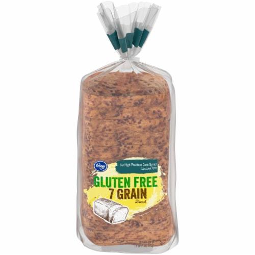 Kroger® Gluten Free 7 Grain Bread Perspective: front