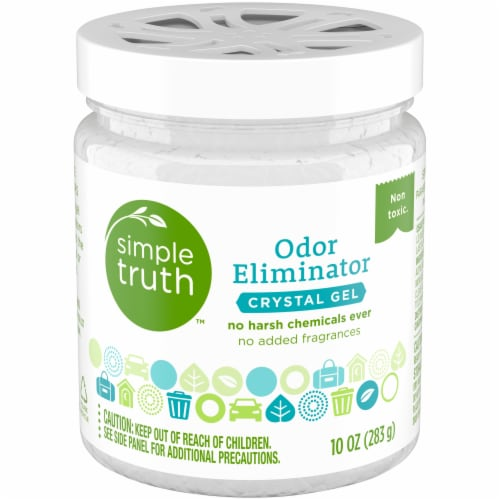 Simple Truth™ Odor Eliminator Crystal Gel Perspective: front