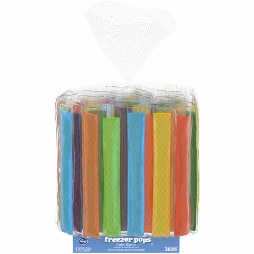 Kroger® Freezer Pops Perspective: front