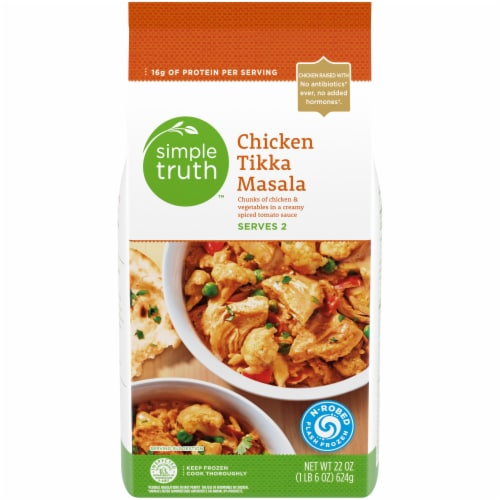 Simple Truth™ Chicken Tikka Masala Perspective: front