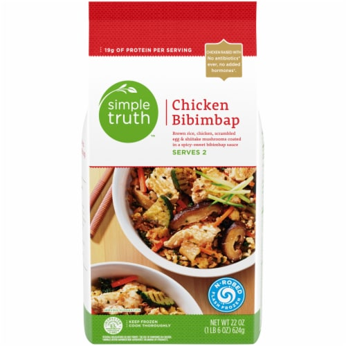 Simple Truth™ Chicken Bibimbap Perspective: front