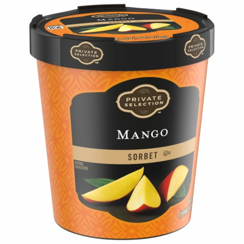 Private Selection™ Mango Sorbet Perspective: front