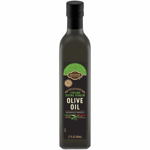 Private Selection® Italian Extra Virgin Olive Oil Perspective: front