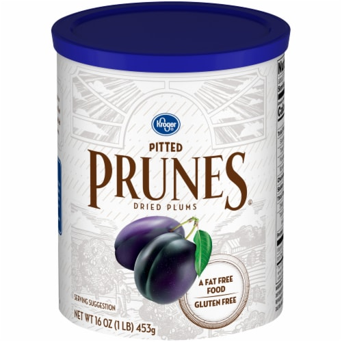 Kroger® Pitted Prunes Perspective: front
