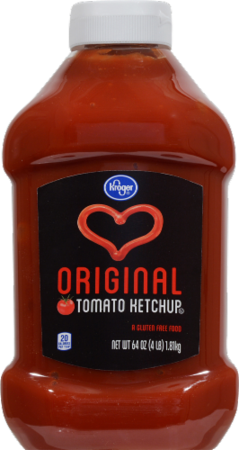 Kroger® Original Tomato Ketchup Perspective: front