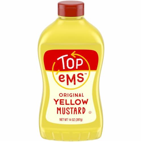 Top 'Ems Original Yellow Mustard Perspective: front
