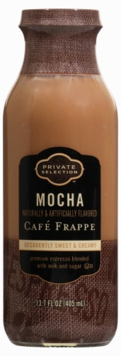 Private Selection™ Mocha Cafe Frappe Perspective: front