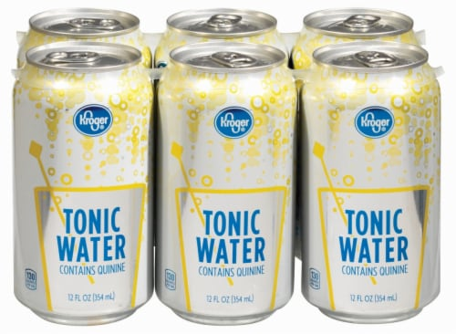 Kroger® Tonic Water Perspective: front