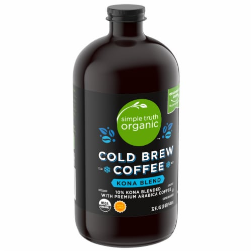 Simple Truth Organic™ Kona Blend Cold Brew Coffee Perspective: front