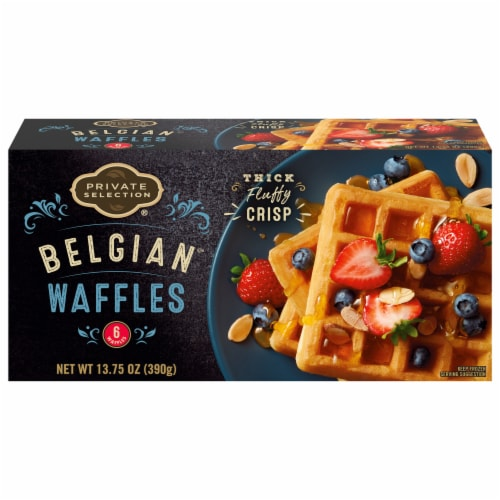 Private Selection™ Belgian Waffles Perspective: front