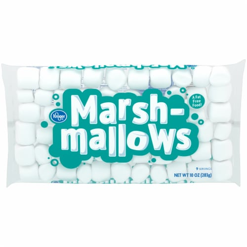 Kroger® Marshmallows Bag Perspective: front
