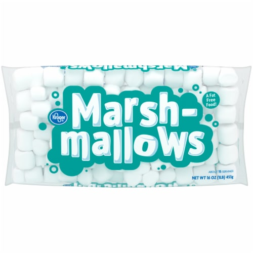 Kroger® Marshmallows Perspective: front