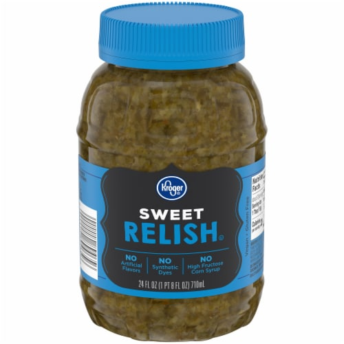 Kroger® Sweet Relish Perspective: front