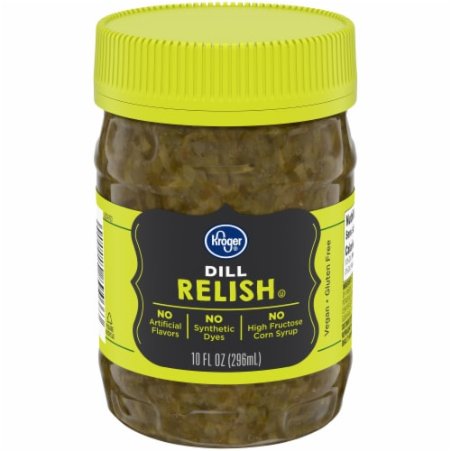 Kroger® Dill Relish Perspective: front