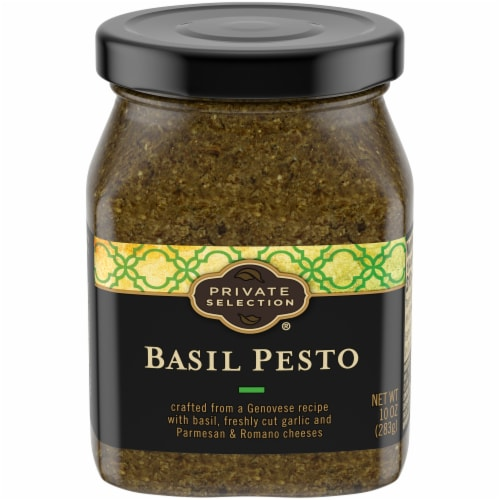 Private Selection® Basil Pesto Perspective: front