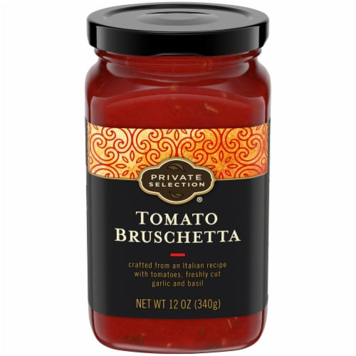 Private Selection® Tomato Bruschetta Perspective: front