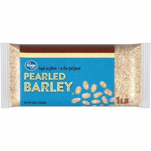 Kroger® Pearled Barley Perspective: front