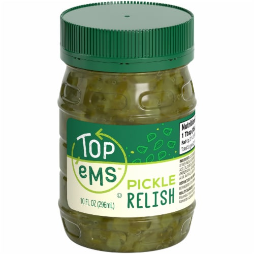 Top 'Ems Pickle Relish Perspective: front
