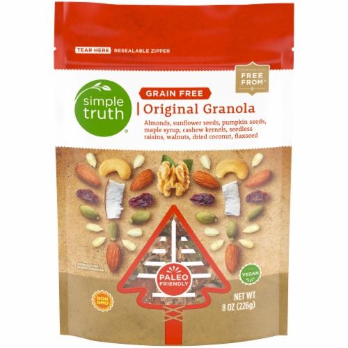 Simple Truth® Grain Free Original Granola Perspective: front