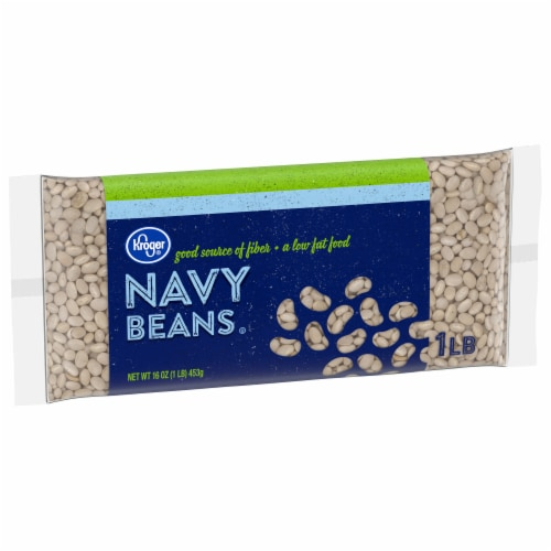 Kroger® Navy Beans Perspective: front