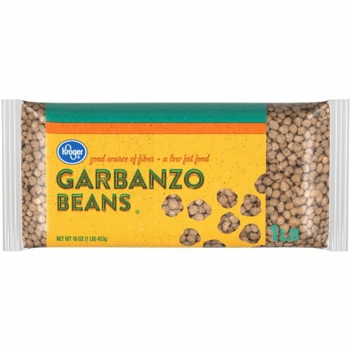 Kroger® Garbanzo Beans Perspective: front