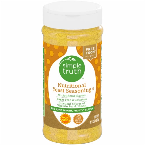 Simple Truth™ Nutritional Yeast Seasoning Perspective: front