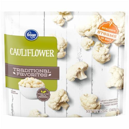 Kroger® Traditional Favorites Cauliflower Perspective: front