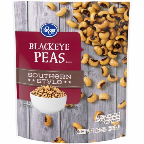Kroger® Southern Style Blackeye Peas Perspective: front