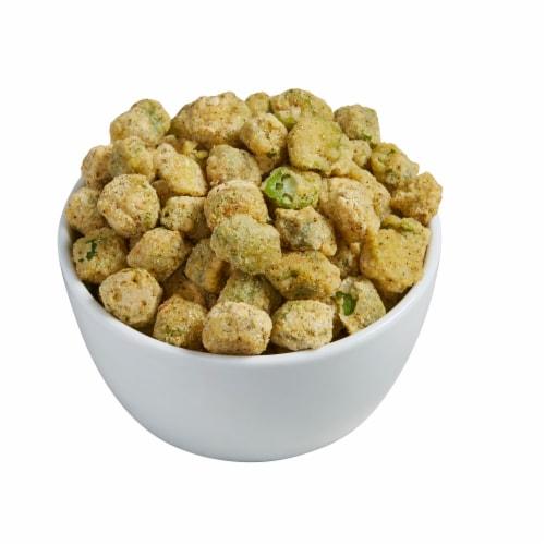 Kroger® Southern Style Breaded Cut Frozen Okra Perspective: front