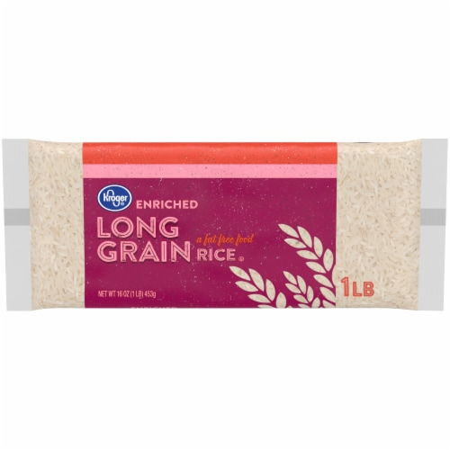 Kroger® Long Grain White Rice Perspective: front