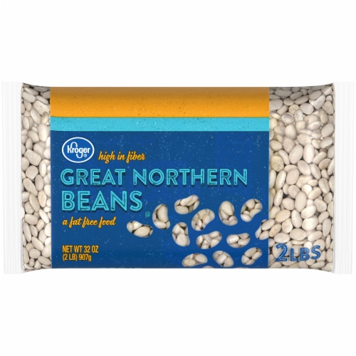 Kroger® Great Northern Beans Perspective: front