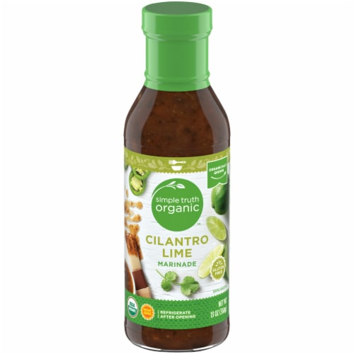 Simple Truth Organic™ Cilantro Lime Marinade Perspective: front